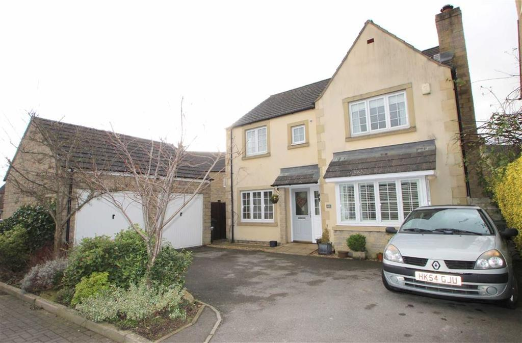 4 Bedrooms Detached House for sale in Dale Grove, Leyburn