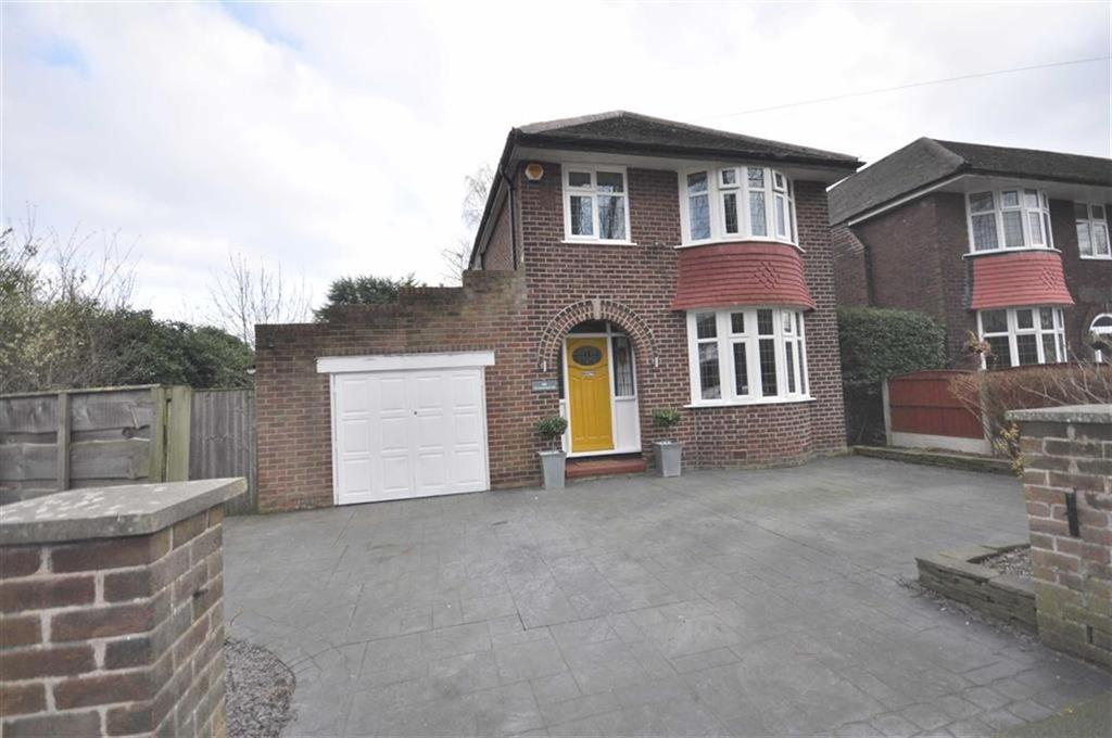 3 Bedrooms Detached House for sale in Homewood Road, Northenden, Manchester, M22