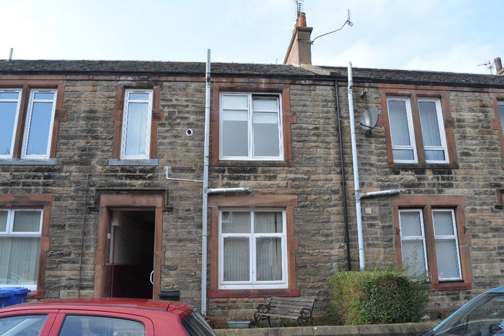 1 Bedroom Flat for sale in Oswald Street, Falkirk, Falkirk, FK1 1QL