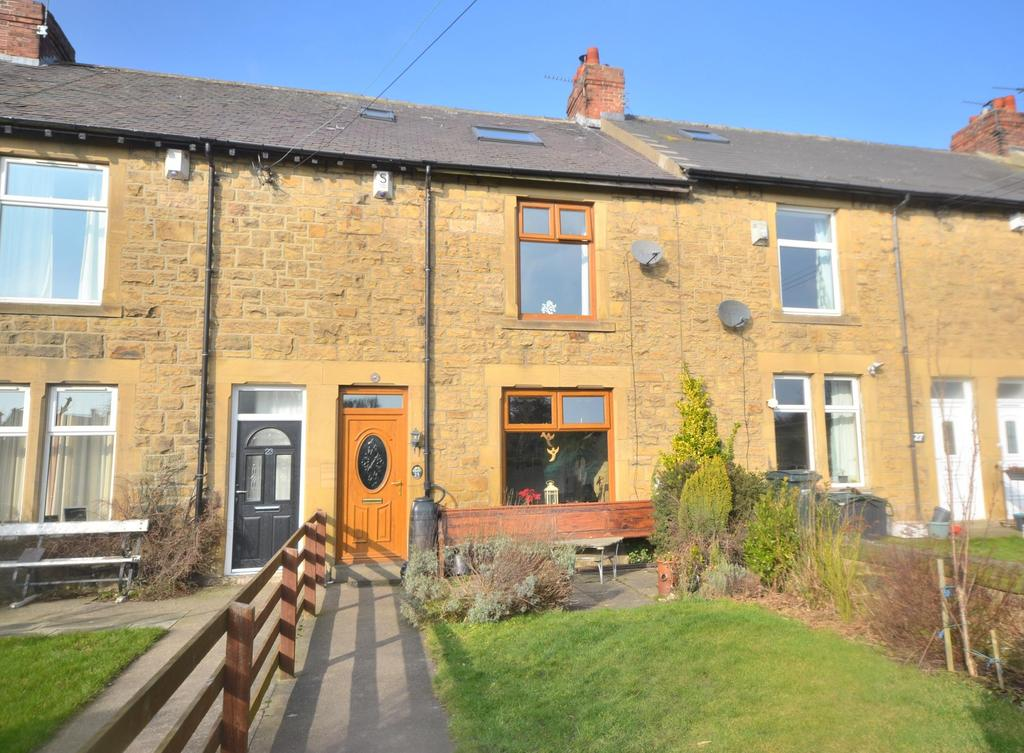 4 Bedrooms Terraced House for sale in Eighton Banks