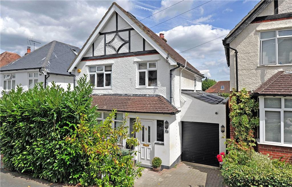 4 Bedrooms Detached House for sale in Bray Road, Guildford, Surrey, GU2