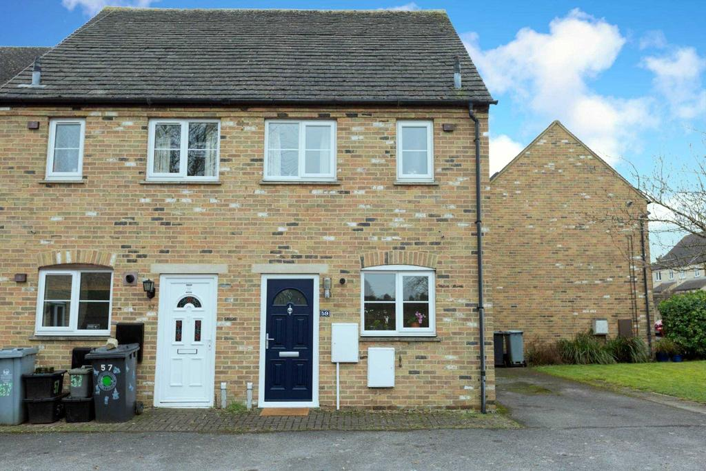 2 Bedrooms End Of Terrace House for sale in Barrington Close, Witney