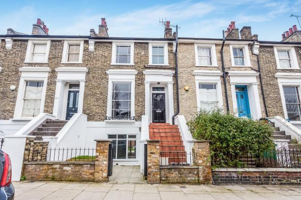 3 Bedrooms Terraced House for sale in Marquis Road, London, NW1