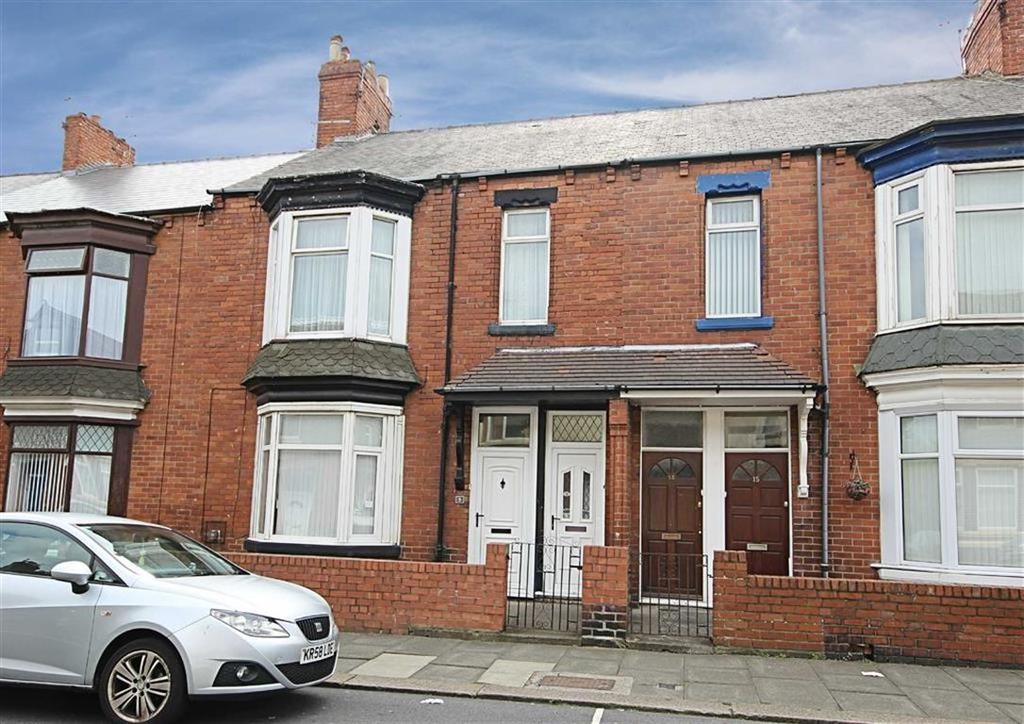 2 Bedrooms Flat for sale in Richmond Road, South Shields, Tyne And Wear