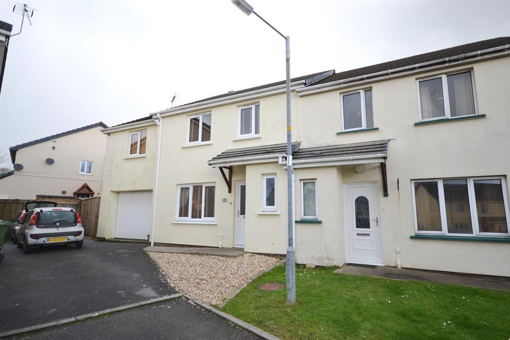 4 Bedrooms Semi Detached House for sale in Park Avenue, Kilgetty