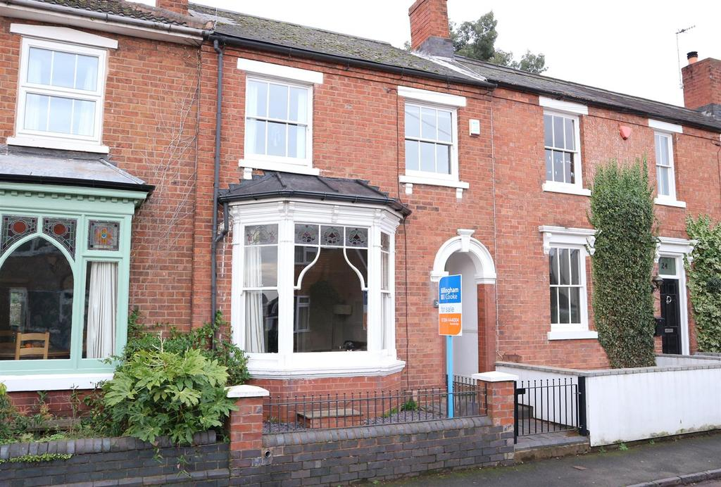 4 Bedrooms Terraced House for sale in Duncombe Street, Stourbridge