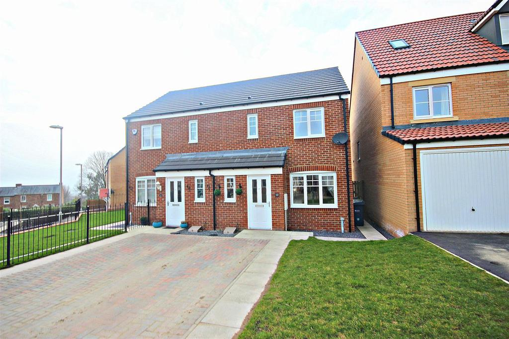 3 Bedrooms Semi Detached House for sale in Cullen Drive, Birtley, Chester Le Street
