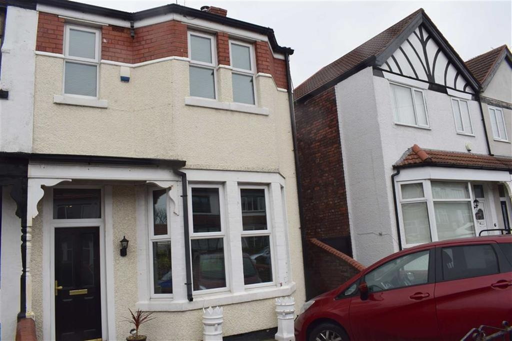 3 Bedrooms Semi Detached House for sale in Cecil Road, Prenton, CH42