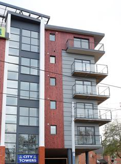 1 bedroom apartment to rent - City Tower, Watery Street, Sheffield S3