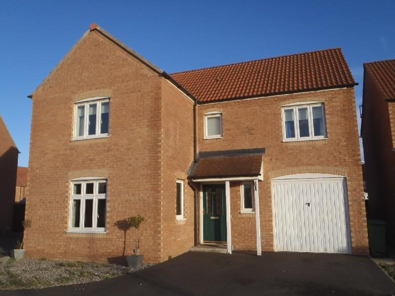4 Bedrooms Detached House for sale in Hilston Close Ingleby Barwick, Stockton On Tees
