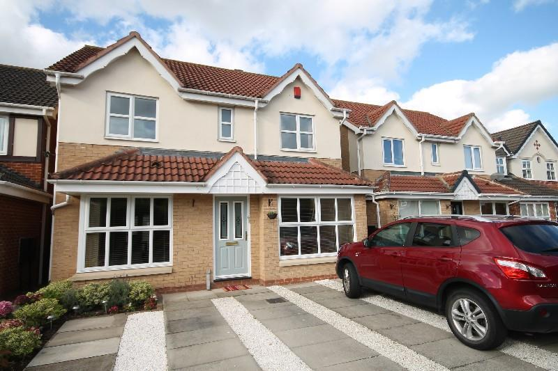 4 Bedrooms Detached House for sale in Whitchurch Close Ingleby Barwick, Stockton-On-Tees