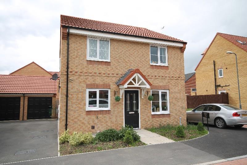 4 Bedrooms Detached House for sale in Kirkbride Way Ingleby Barwick, Stockton On Tees