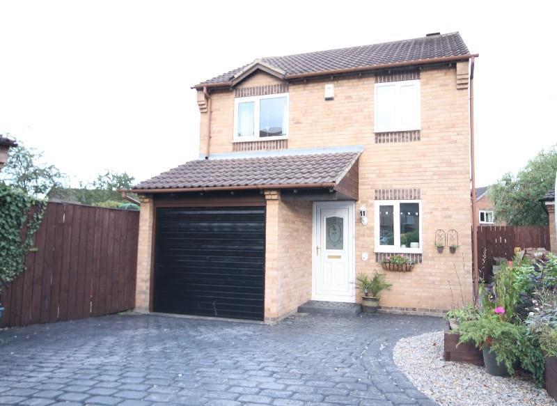 3 Bedrooms Detached House for sale in Eider Close, Ingleby Barwick