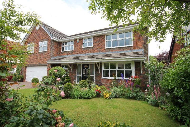 5 Bedrooms Detached House for sale in Strome Close, Ingleby Barwick