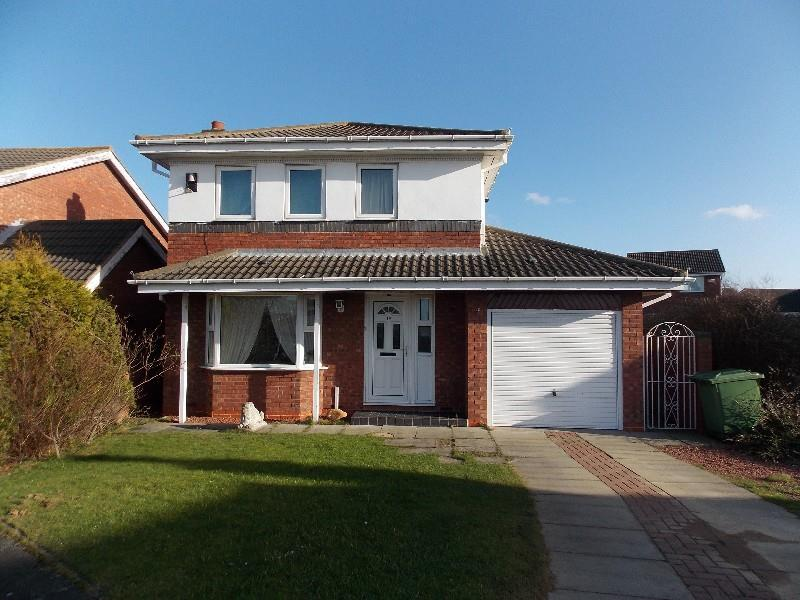 4 Bedrooms Detached House for sale in Hanbury Close Ingleby Barwick, Stockton-On-Tees