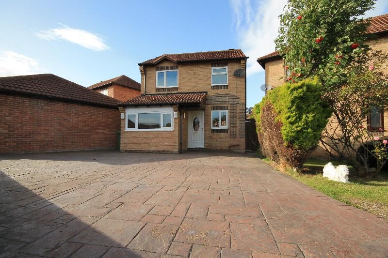 3 Bedrooms Detached House for sale in Felbrigg Lane, Ingleby Barwick