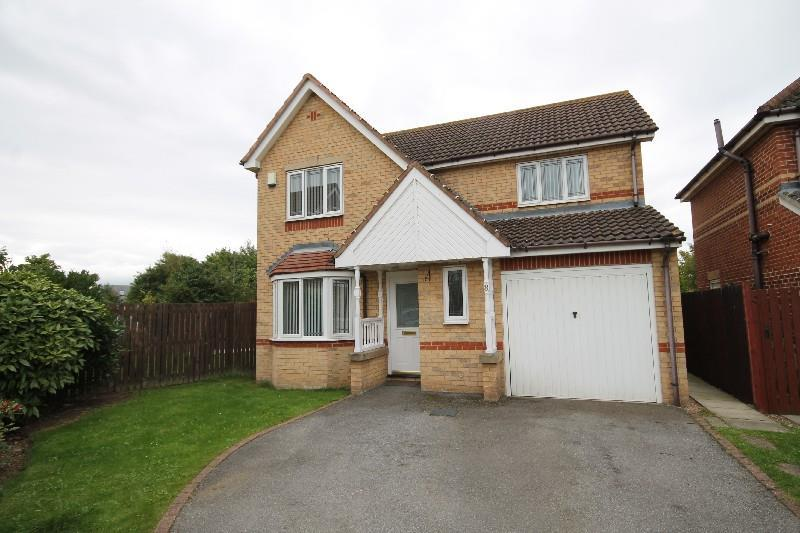 4 Bedrooms Detached House for sale in St. Brides Court Ingleby Barwick, Stockton-On-Tees