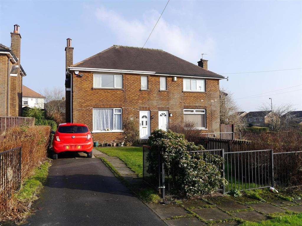 2 Bedrooms Semi Detached House for sale in Meadway, Woodside, Bradford, BD6 2SS