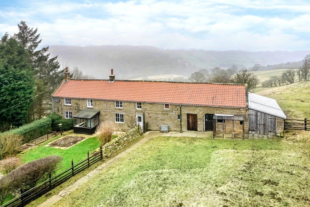 3 Bedrooms Detached House for sale in Green End Farm, Green End, Goathland, Whitby, YO22