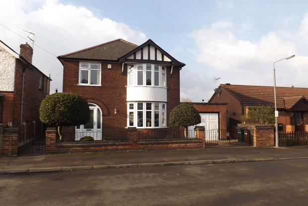 3 Bedrooms Detached House for sale in Second Avenue, Carlton, Nottingham, NG4