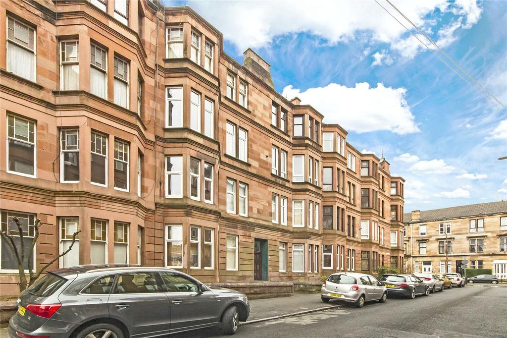 2 Bedrooms Flat for sale in 2/1, 30 Mount Stuart Street, Shawlands, Glasgow, G41