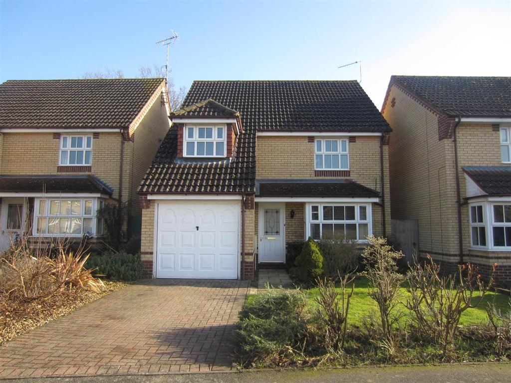 4 Bedrooms House for sale in Coltsfoot Way, Thetford