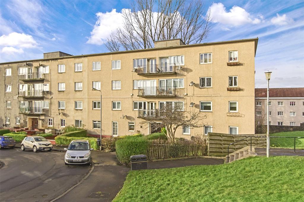 3 Bedrooms Flat for sale in 2/1, 7 Mossview Quadrant, Cardonald, Glasgow, G52