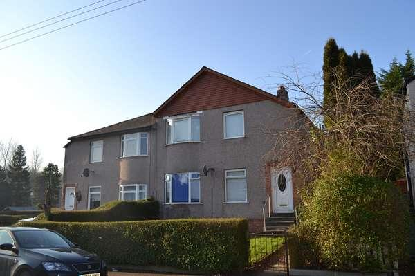 2 Bedrooms Flat for sale in 280 Crofthill Road, Croftfoot, Glasgow, G44 5NL