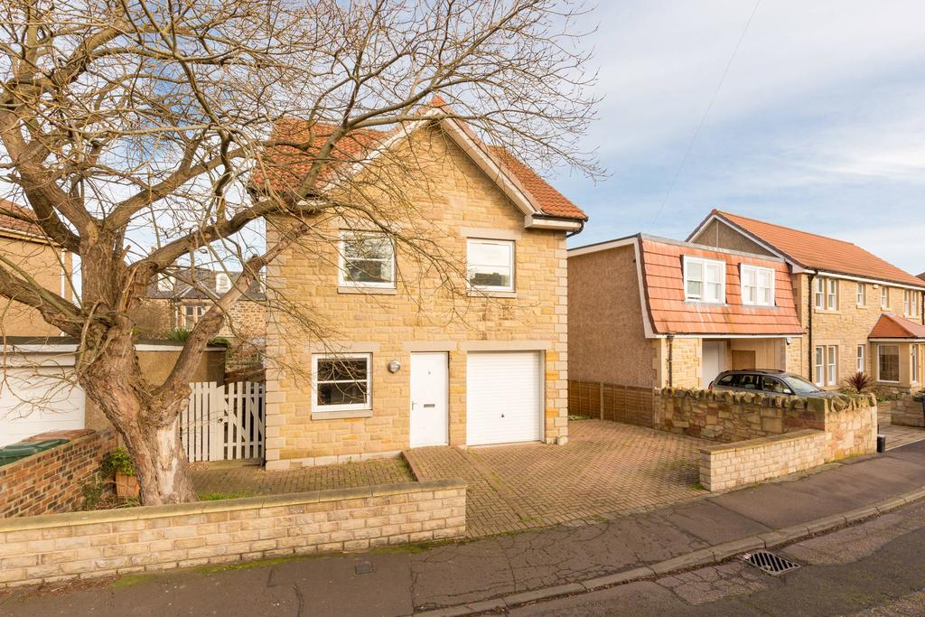 3 Bedrooms Detached House for sale in 9 Joppa Grove, Joppa, EH15 2HX