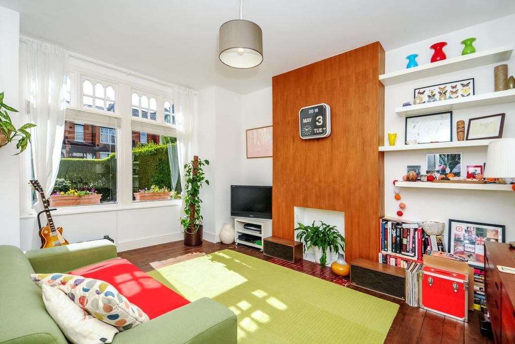 2 Bedrooms Flat for sale in Sydney Road, Muswell Hill, N10