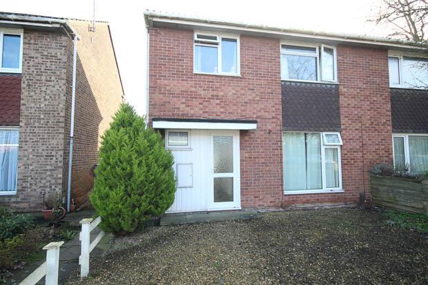 3 Bedrooms Semi Detached House for sale in Frank Brooks Road, Cheltenham, GL51 0UW