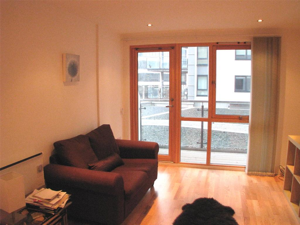 1 Bedroom Flat for sale in Crozier House, Leeds Dock, The Boulevard, Leeds, West Yorkshire