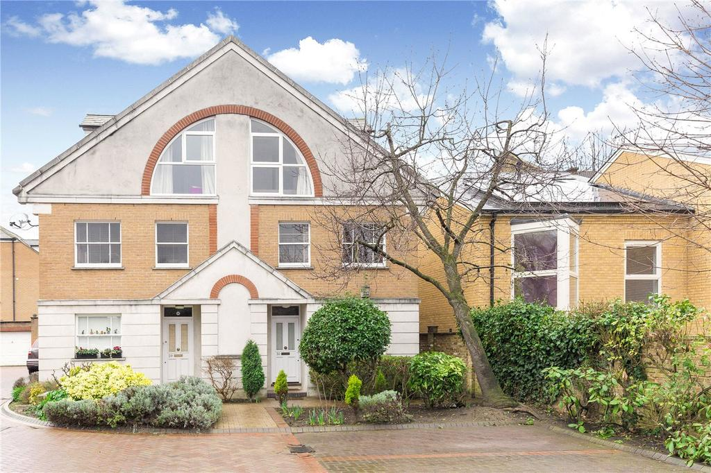 4 Bedrooms Town House for sale in Kendal Place, London, SW15