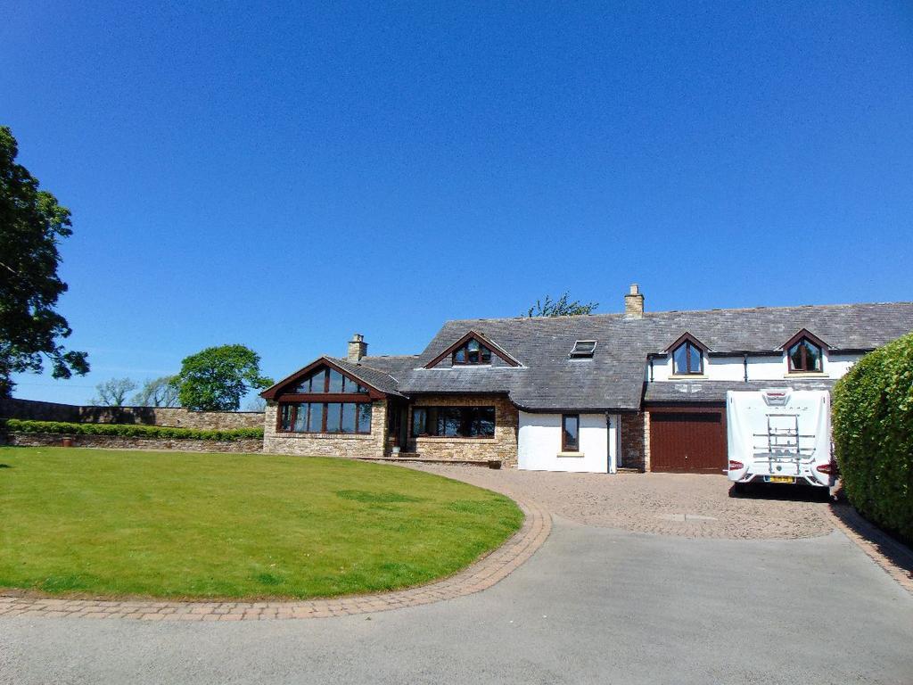 4 Bedrooms Semi Detached House for sale in Longfield, Mealsgate, Wigton, CA7 1AJ