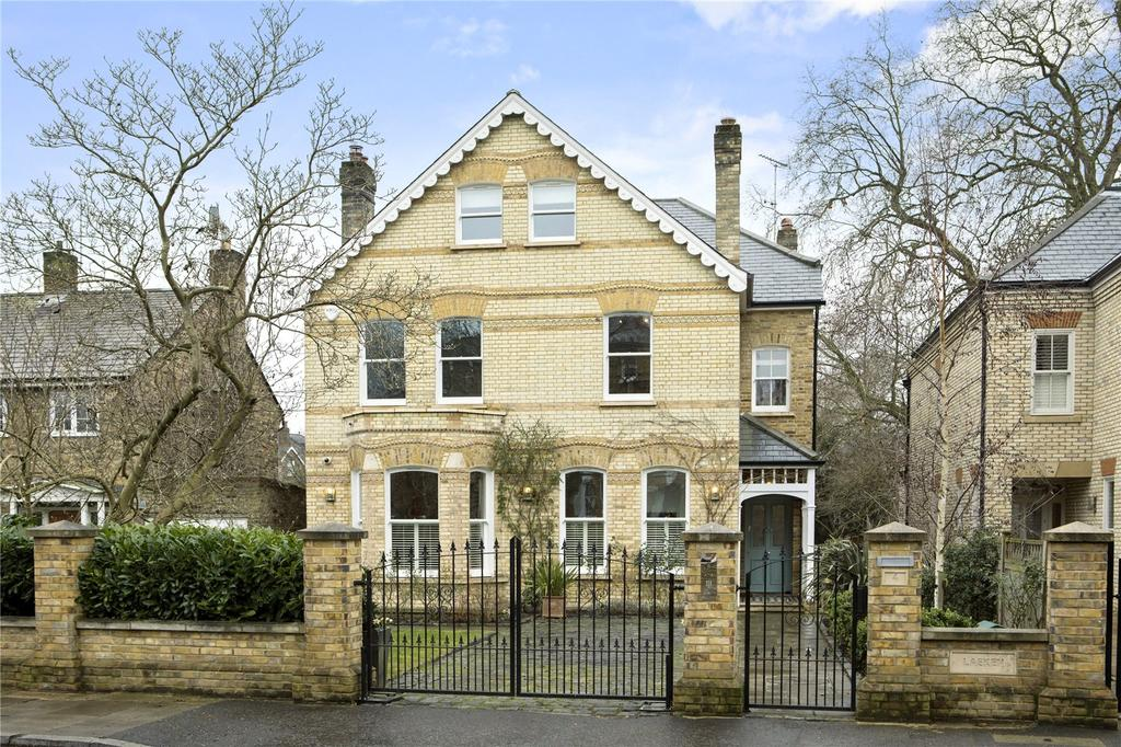 6 Bedrooms Detached House for sale in St. Georges Road, Twickenham, TW1