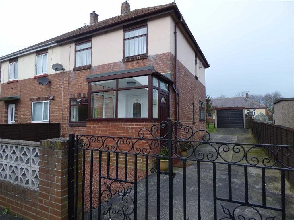 2 Bedrooms Semi Detached House for sale in 24, Lyndhurst Road, Chilton
