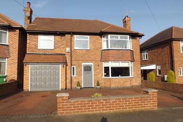 4 Bedrooms Detached House for sale in Aspley Park Drive, Aspley, Nottingham, NG8