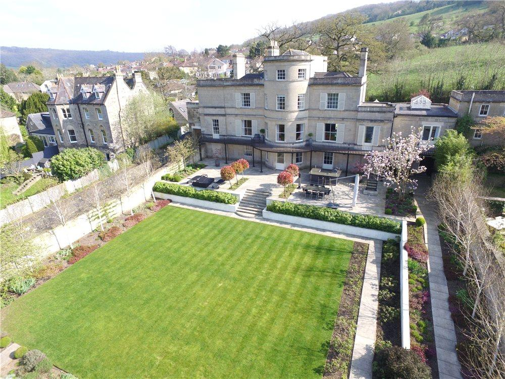 6 Bedrooms Detached House for sale in Bathampton Lane, Bathampton, Bath, Somerset, BA2