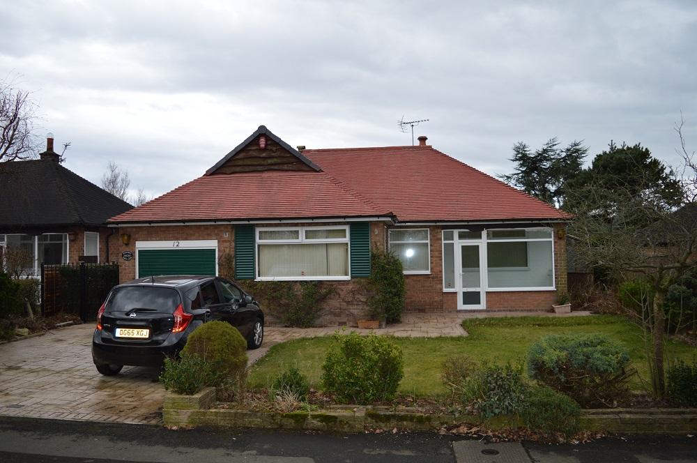 3 Bedrooms Detached Bungalow for sale in Town Lane, Mobberley, Knutsford