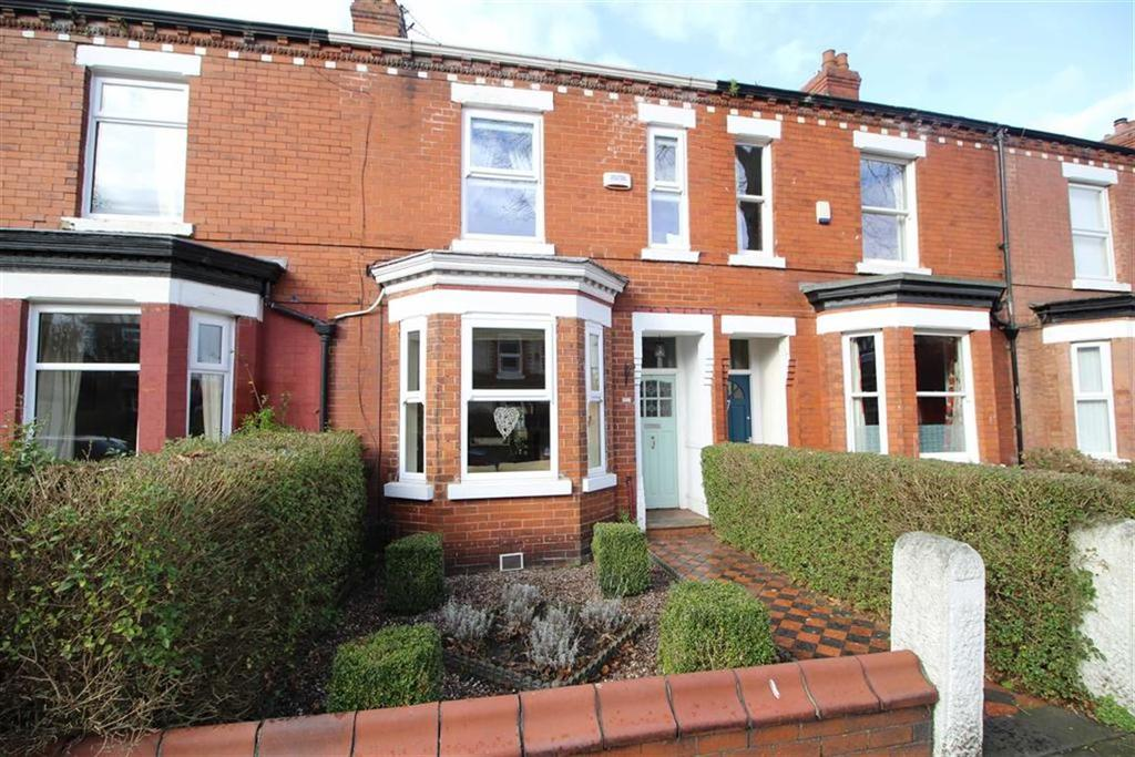 4 Bedrooms Terraced House for sale in Grange Road, Chorlton