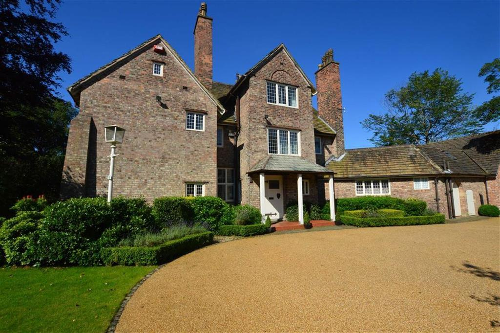 7 Bedrooms Detached House for sale in Hale Road, Hale, Cheshire, WA15