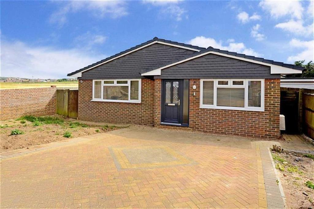 4 Bedrooms Detached Bungalow for sale in Firle Road, Peacehaven