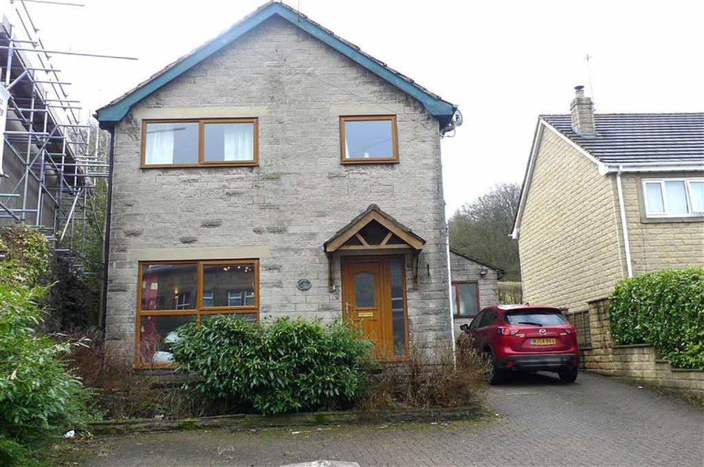 3 Bedrooms Detached House for sale in Holmfield, Buxton, Derbyshire