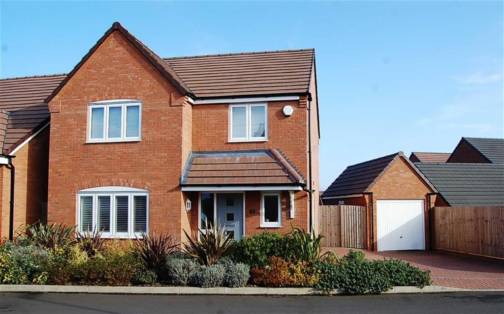 4 Bedrooms Detached House for sale in Stone Mill Walk, Upper Gornal