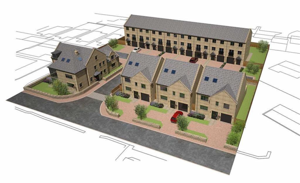 6 Bedrooms Detached House for sale in Shibden Villas, Queensbury BD13, Queensbury