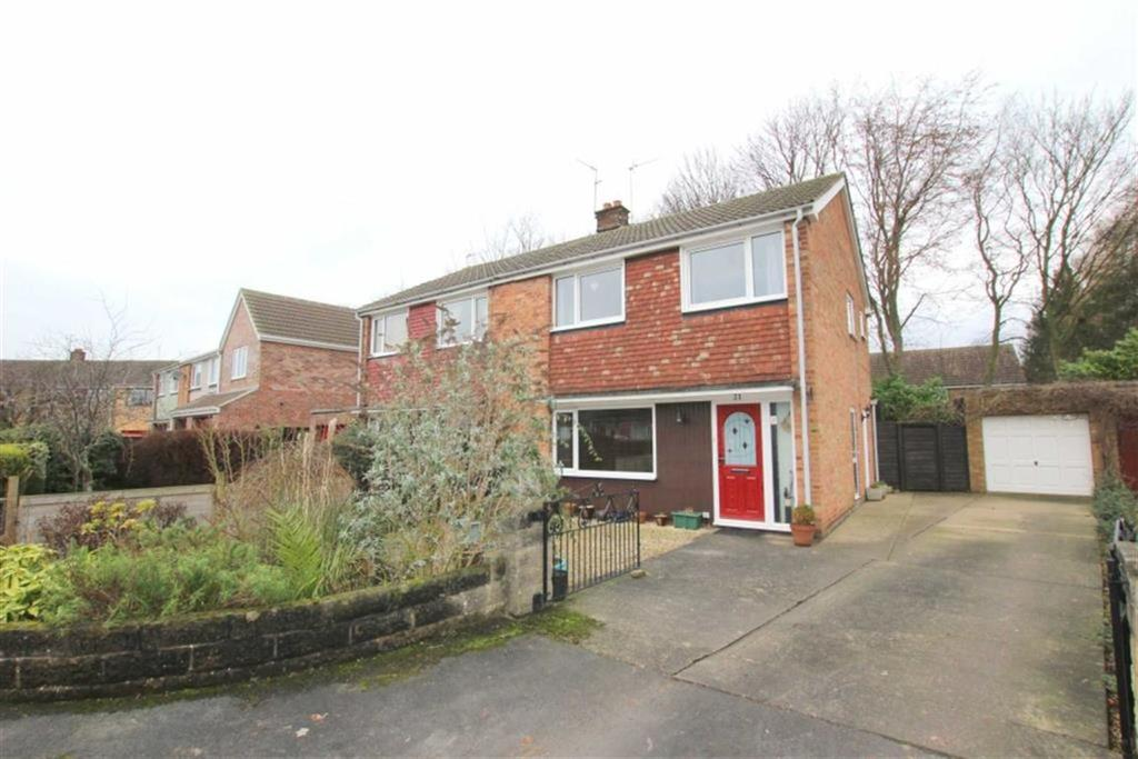 3 Bedrooms Semi Detached House for sale in Studley Close, Northallerton, North Yorkshire