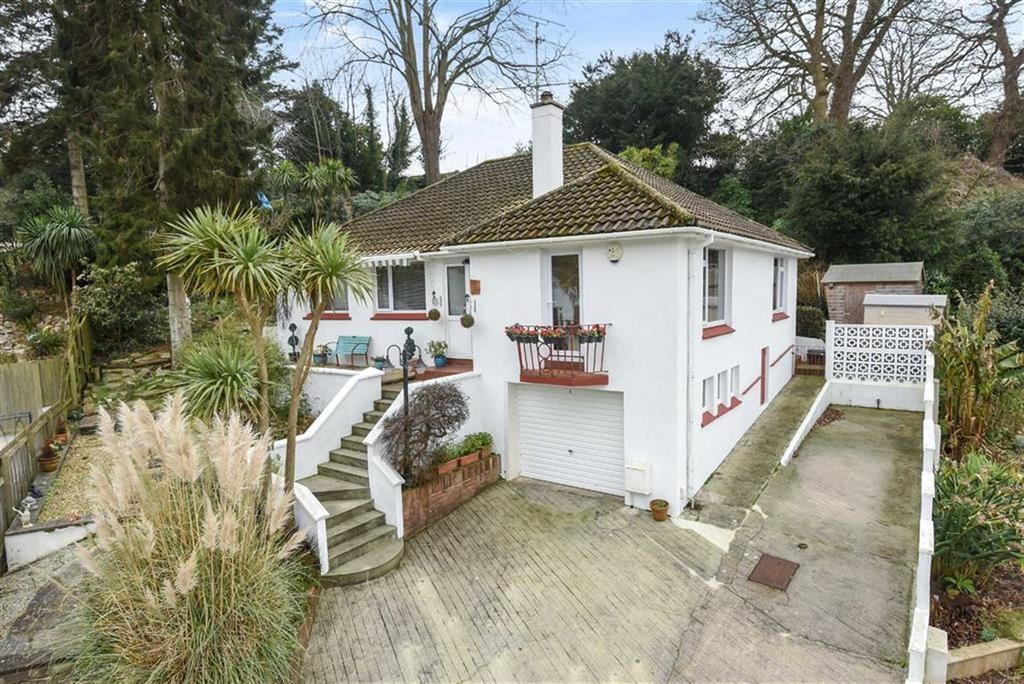 3 Bedrooms Bungalow for sale in Torwood Close, Torquay, Devon, TQ1
