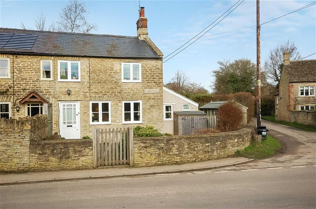 3 Bedrooms Semi Detached House for sale in The Old Cobblers Cottage, 47, Dauntsey Road, Great Somerford, Nr Malmesbury