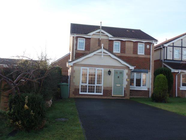 4 Bedrooms Detached House for sale in WELLBURN CLOSE, SHOTTON, PETERLEE AREA VILLAGES