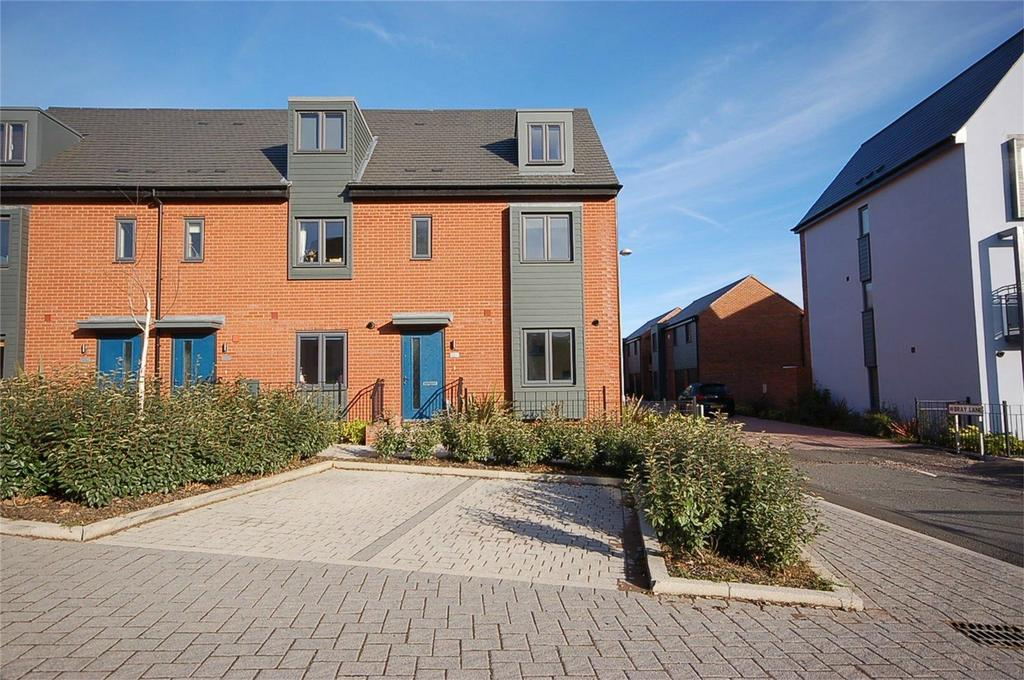 3 Bedrooms End Of Terrace House for sale in 2 Turold Mews, Lawley Village, Telford, Shropshire